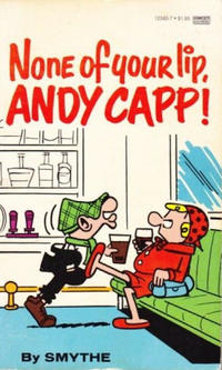 Cover Thumbnail for None of Your Lip, Andy Capp! (Gold Medal Books, 1974 series) #12850