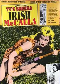 Cover Thumbnail for TV's Original Sheena - Irish McCalla (AC, 1992 series) #[nn]
