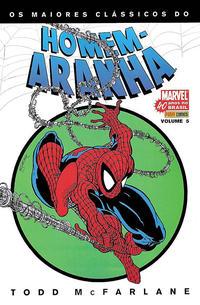 Cover Thumbnail for Os Maiores Clássicos do Homem-Aranha (Panini Brasil, 2002 series) #5 - Todd McFarlane: Parte 1