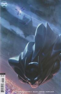 Cover for The Batman's Grave (DC, 2019 series) #2 [Bryan Hitch & Alex Sinclair Cover]