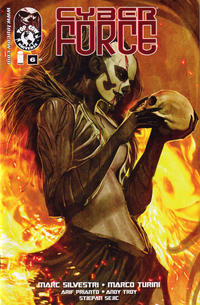 Cover Thumbnail for Cyber Force (Image, 2012 series) #6 [Cover B]