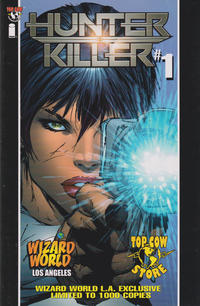 Cover Thumbnail for Hunter-Killer (Image, 2005 series) #1 [Wizard World L.A. Exclusive]