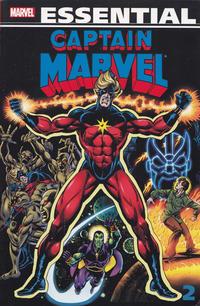 Cover Thumbnail for Essential Captain Marvel (Marvel, 2008 series) #2
