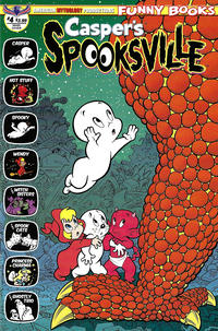 Cover Thumbnail for Casper's Spooksville (American Mythology Productions, 2019 series) #4