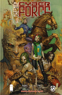 Cover Thumbnail for Cyber Force Rebirth (Image, 2013 series) #1