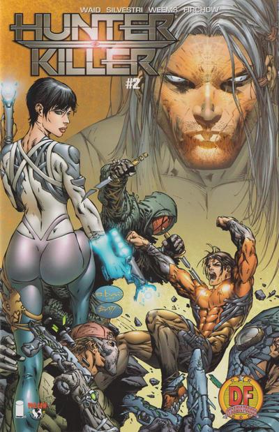 Cover for Hunter-Killer (Image, 2005 series) #2 [Silvestri Cover]