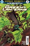 Cover for Green Lanterns (DC, 2016 series) #16 [Newsstand]
