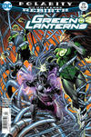 Cover for Green Lanterns (DC, 2016 series) #20 [Newsstand]