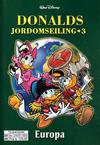 Cover for Donalds jordomseiling (Hjemmet / Egmont, 2020 series) #3 - Europa
