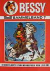 Cover for Bessy Sammelband (Bastei Verlag, 1966 ? series) #7