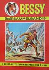 Cover for Bessy Sammelband (Bastei Verlag, 1966 ? series) #19