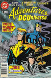 Cover for Adventures in the DC Universe (DC, 1997 series) #8 [Newsstand]