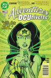 Cover for Adventures in the DC Universe (DC, 1997 series) #11 [Newsstand]