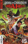 Cover for Army of Darkness/Bubba Ho-Tep (Dynamite Entertainment, 2019 series) #2