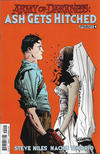 Cover for Army of Darkness: Ash Gets Hitched (Dynamite Entertainment, 2014 series) #4 [Main Cover Jae Lee]