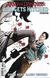 Cover for Army of Darkness: Ash Gets Hitched (Dynamite Entertainment, 2014 series) #3 [Main Cover Jae Lee]