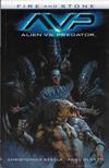 Cover for Alien vs. Predator: Fire and Stone (Dark Horse, 2015 series)