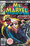Cover Thumbnail for Ms. Marvel (1977 series) #3 [British]