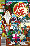 Cover for What The--?! (Marvel, 1988 series) #16 [Newsstand]