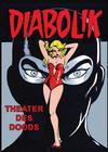 Cover for Diabolik (Windmill Comics, 2019 series) #2 - Theater des doods