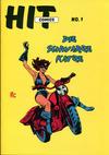 Cover for Hit Comics (ilovecomics, 2019 series) #1