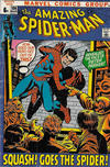Cover for The Amazing Spider-Man (Marvel, 1963 series) #106 [British]