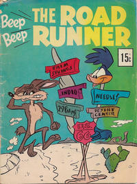 Cover Thumbnail for Beep Beep the Road Runner (Magazine Management, 1971 series) #24015