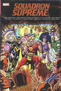 Cover Thumbnail for Squadron Supreme Classic Omnibus (Marvel, 2016 series)