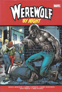 Cover Thumbnail for Werewolf by Night Omnibus (Marvel, 2015 series)