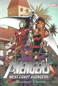 Cover Thumbnail for West Coast Avengers Omnibus (Marvel, 2013 series) #2
