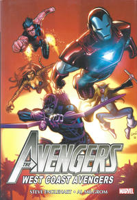 Cover Thumbnail for West Coast Avengers Omnibus (Marvel, 2013 series) #1