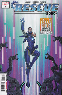 Cover Thumbnail for 2020 Rescue (Marvel, 2020 series) #1