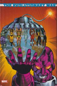 Cover Thumbnail for Evolutionary War Omnibus (Marvel, 2011 series)