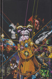 Cover Thumbnail for Infinity Gauntlet Omnibus (Marvel, 2014 series)