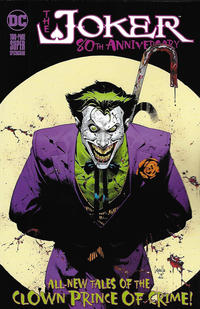 Cover Thumbnail for The Joker 80th Anniversary 100-Page Super Spectacular (DC, 2020 series) #1 [Greg Capullo and FCO Plascencia Cover]