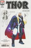 Cover Thumbnail for Thor (2020 series) #2 [Nic Klein Design Variant]