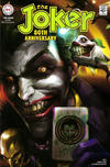 Cover Thumbnail for The Joker 80th Anniversary 100-Page Super Spectacular (2020 series) #1 [1960s Variant Cover by Francesco Mattina]