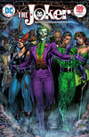 Cover Thumbnail for The Joker 80th Anniversary 100-Page Super Spectacular (2020 series) #1 [1970s Variant Cover by Jim Lee, Scott Williams, and Alex Sinclair]
