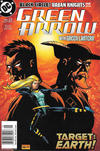 Cover for Green Arrow (DC, 2001 series) #25 [Newsstand]