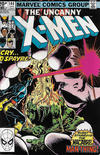 Cover Thumbnail for The Uncanny X-Men (1981 series) #144 [British]
