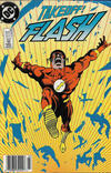 Cover Thumbnail for Flash (1987 series) #24 [Newsstand]