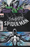 Cover Thumbnail for Symbiote Spider-Man (2019 series) #5 [Second Printing - Greg Land Cover]