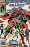 Cover for Guardians of the Galaxy (Marvel, 1990 series) #2 [Newsstand]