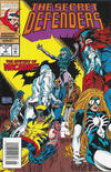 Cover for The Secret Defenders (Marvel, 1993 series) #3 [Newsstand]