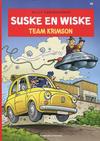 Cover for Suske en Wiske (Standaard Uitgeverij, 1967 series) #352 - Team Krimson