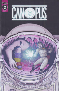 Cover Thumbnail for Canopus (Scout Comics, 2020 series) #2
