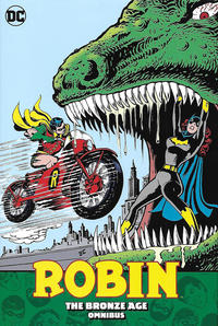 Cover Thumbnail for Robin: The Bronze Age Omnibus (DC, 2020 series)
