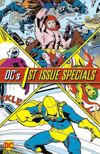 Cover Thumbnail for DC's 1st Issue Specials (DC, 2020 series)