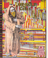 Cover Thumbnail for Oracle Comix (Thru Black Holes Comix, 1980 series) #1