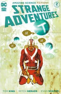 Cover Thumbnail for Strange Adventures (DC, 2020 series) #2